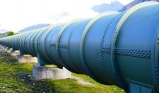 В Германии начали укладывать трубы для «Северного потока-2»