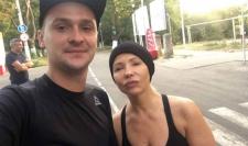 Украинец встретил Юлию Тимошенко во время утренней пробежки