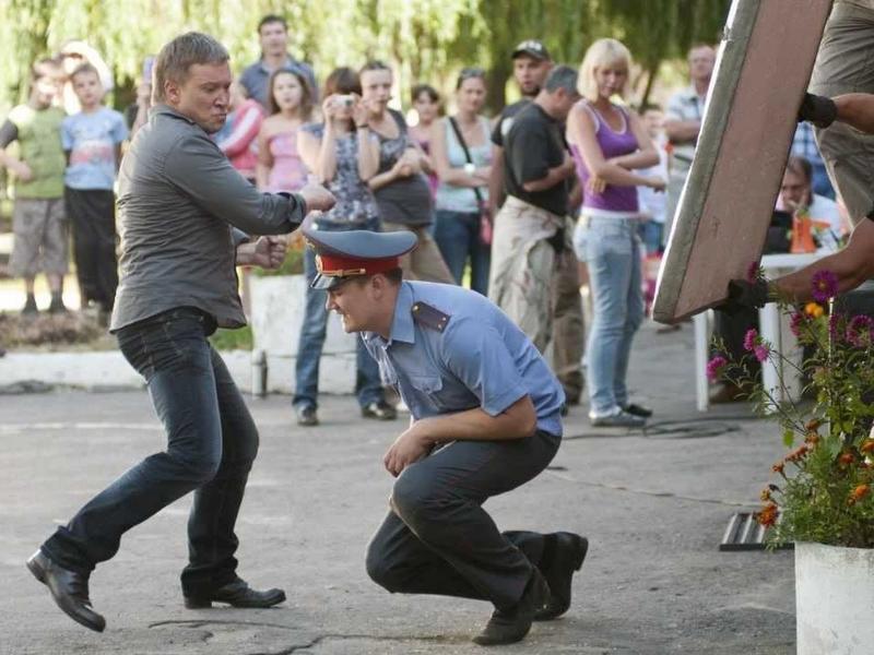 Забайкалец избил полицейского в Сочи