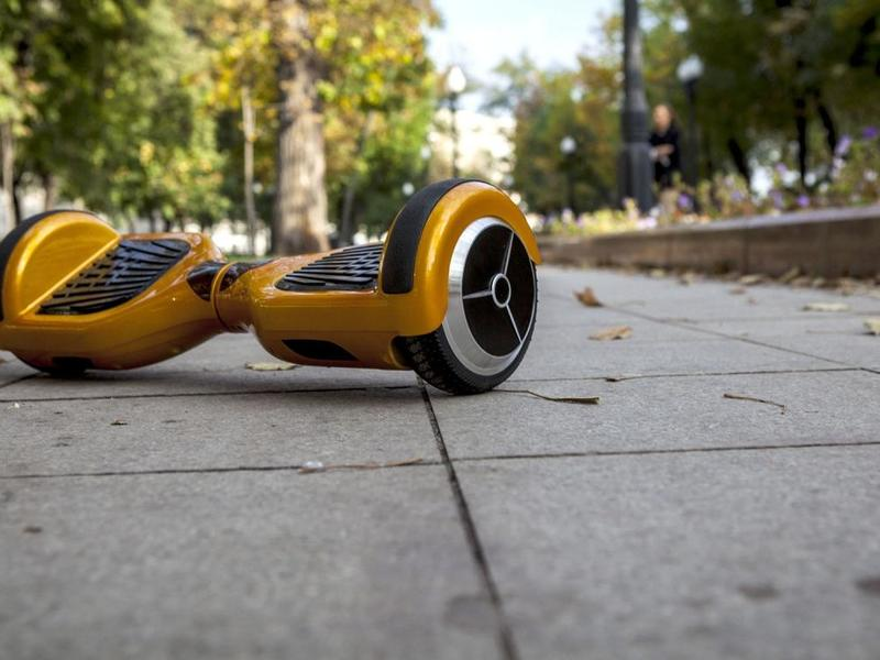 Регистрировать гироскутеры и сегвеи предложили в Госдуме из-за ДТП
