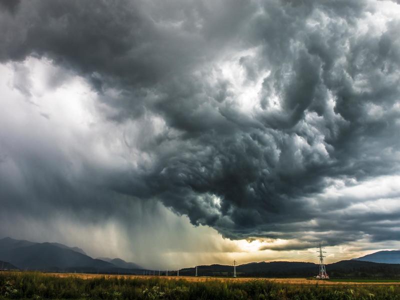 Дожди пройдут в Забайкалье в конце рабочей недели