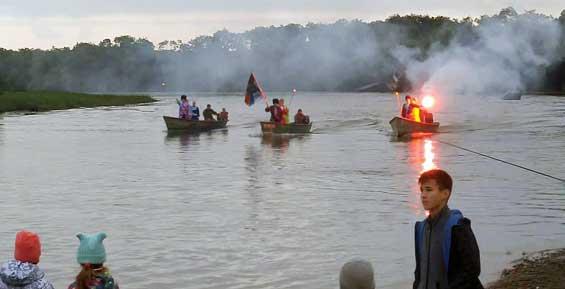 На Камчатке назвали победителей фестиваля «Сохраним лососей вместе!»