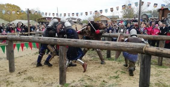 Военно-исторический фестиваль «От Руси до России» приглашает новых участников