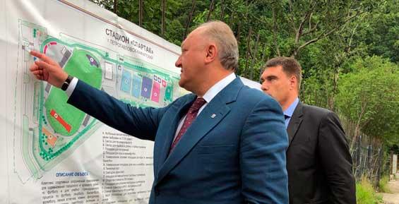 Губернатор Камчатки понял, как преобразится центр Петропавловска