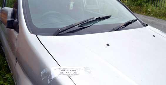 На Камчатке приставы изъяли автомобиль у женщины, которая не платила за коммуналку