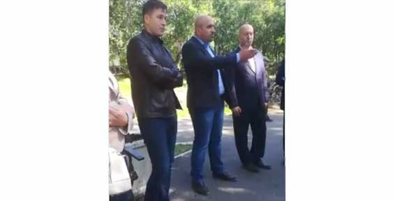 «В парке на Индустриальной был замечен Иваненко. Очень ругался» (видео)