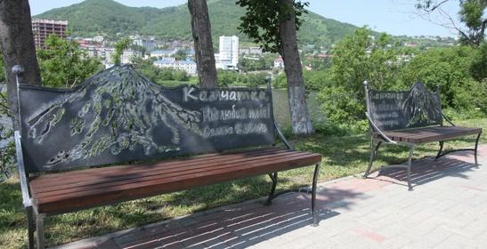 Жителям Петропавловска предлагают установить на Зеленой аллее именные лавочки