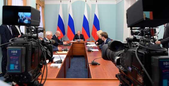 Сегодня Владимир Путин сделает заявление по пенсионной реформе