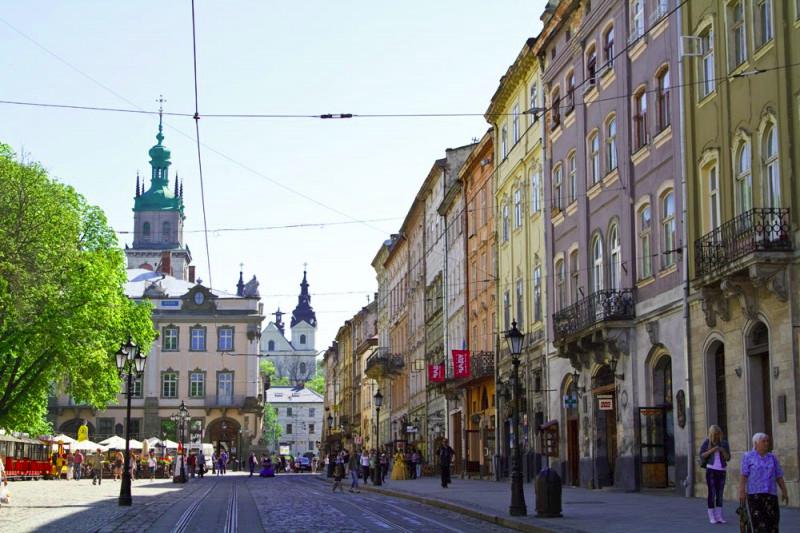 Предложения по аренде и продаже недвижимости во Львове
