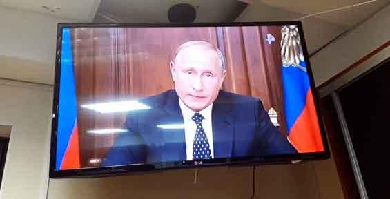 Путин поддержал повышение пенсионного возраста на пять лет для мужчин и женщин