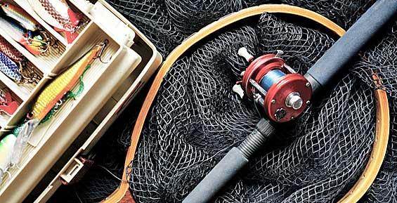 Камчатцы смогут выиграть лодочный мотор на соревнованиях по спортивной рыбалке