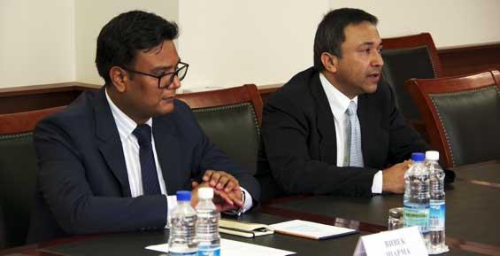Индийская компания «TATA Power» планирует стать резидентом ТОР «Камчатка»