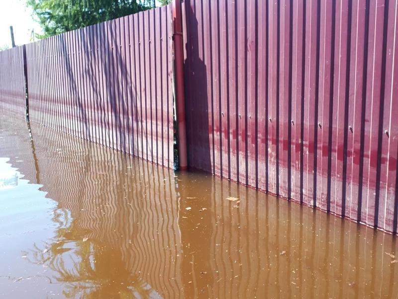 Власти Читинского района отказывали в помощи ДНТ «Монтажник» во время наводнения