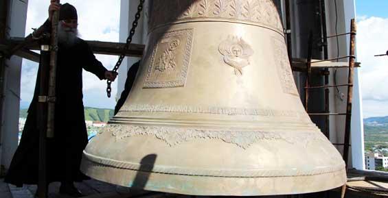 Над Камчаткой зазвучал соборный благовест от сенатора Бориса Невзорова