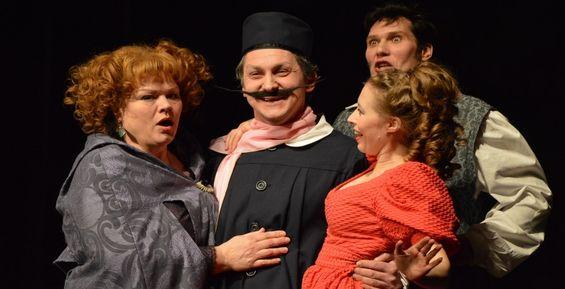 Камчатский театр привез в Иркутск «Медею» и «Женитьбу Фигаро»