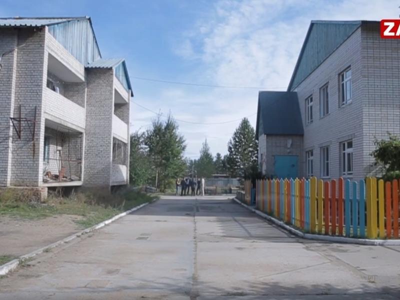 Посёлок в Читинском районе превращается в руины – Заб.ТВ