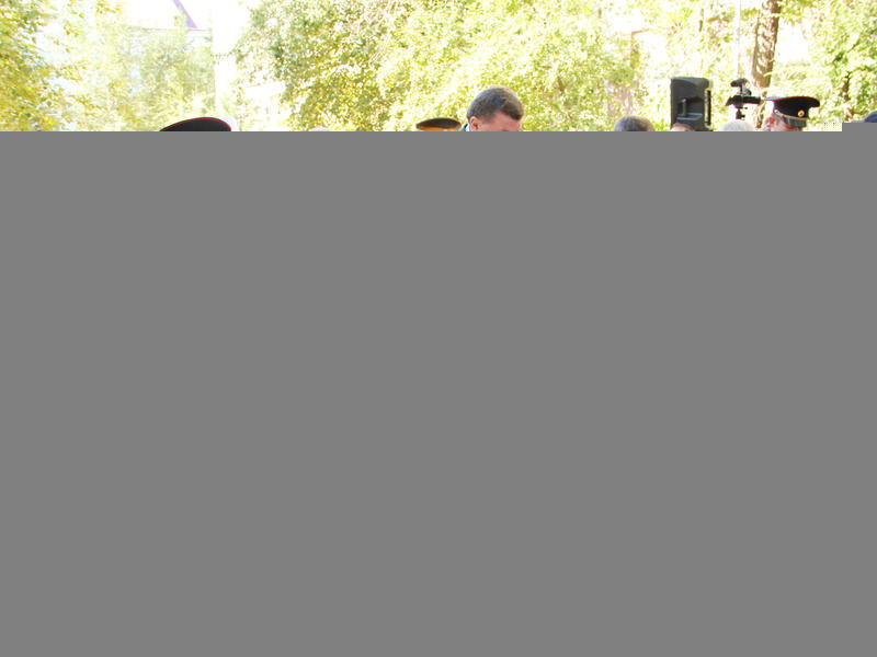 Митинг памяти «Мы – против террора!» прошёл в Чите
