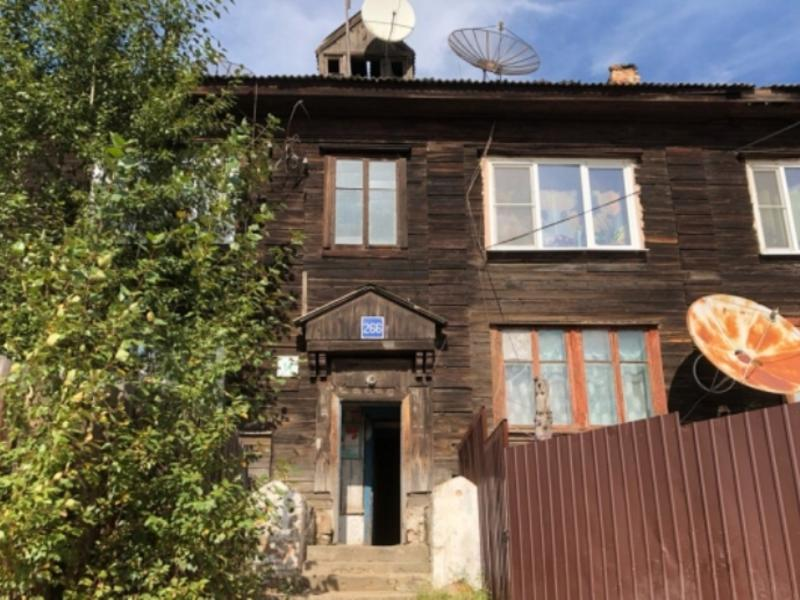 ОНФ - об аварийных домах Читы: Крыша, как решето, стены вот-вот упадут, УК – только на бумаге