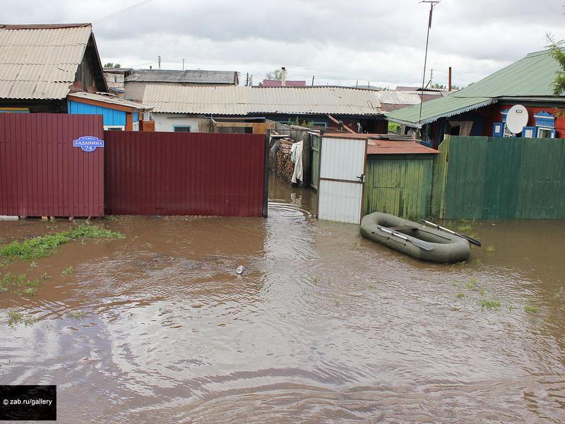 В ЦИК предположили, что понижение явки на выборы в Забайкалье связано с наводнением