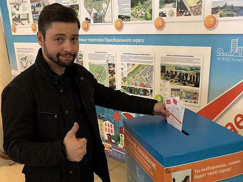 Мандат Кобзона может получить сын экс-мэра Иркутска
