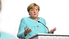 Ангела Меркель поддержала действия России в Сирии