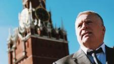 Украинец, которого ударил Жириновский, обратился в полицию