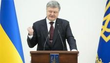 Пётр Порошенко снова попрощался с Россией