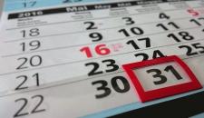 Обнародован календарь выходных на 2019 год