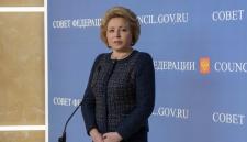 Матвиенко предупредила о выходе России из Совета Европы