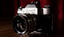 Легендарный фотоаппарат «Зенит» ждёт возрождение