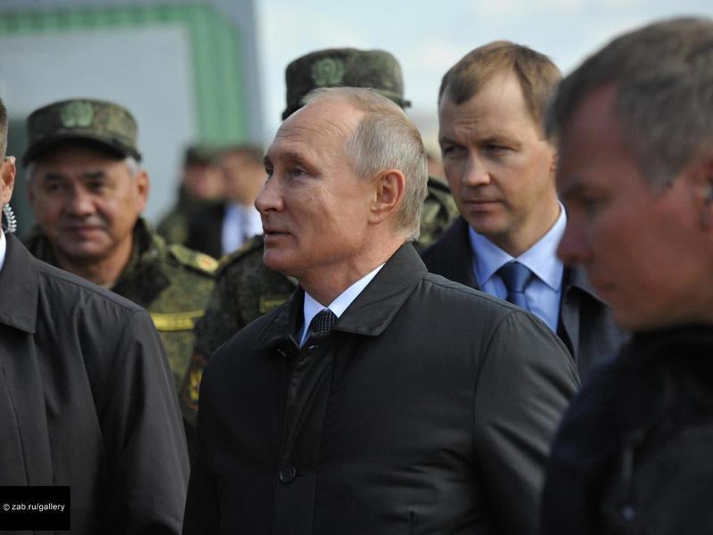 Путин назвал цугольский этап учений «Восток-2018» масштабным экзаменом