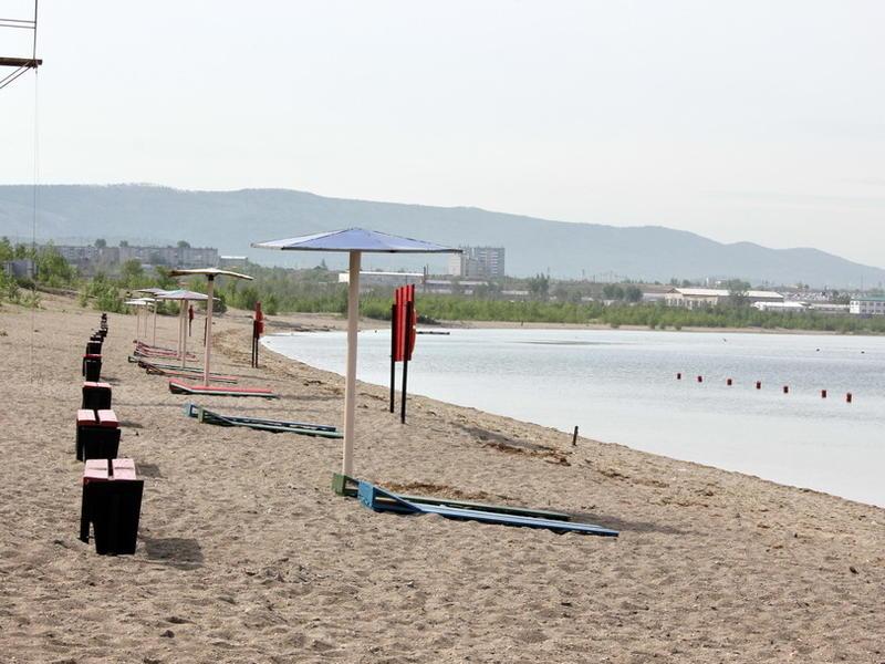 Спасатели перестали дежурить на пляжах Забайкалья