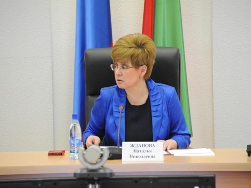 Жданова после заседания парламента потеряла «акции» в рейтинге губернаторов