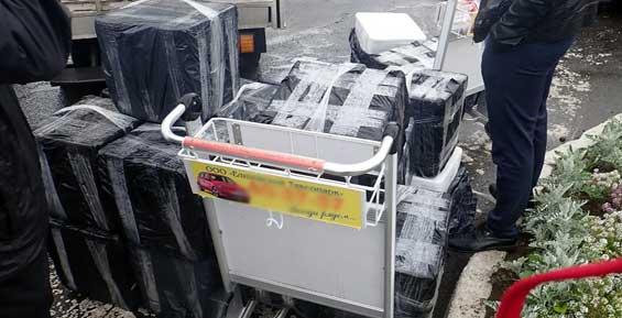 Нелегальную икру с Камчатки вывозят самолетами в багаже пассажиров (фото)