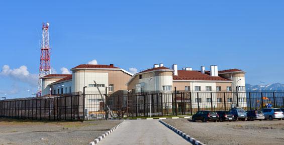 На Камчатке пограничников заселили в новый административно-бытовой комплекс