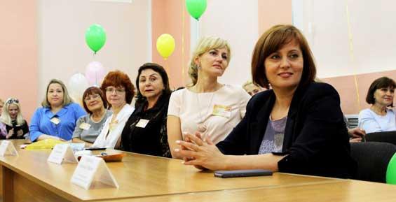 На Камчатке в конкурсе «Педагог-психолог России-2018» победила Елена Черезова