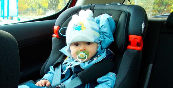В Петропавловске автоинспекторы провели операцию «Детское автокресло»