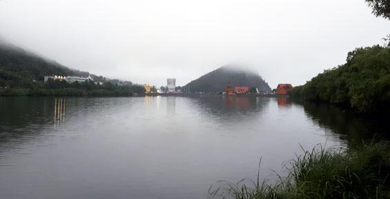 В выходные Петропавловск накроет мощный циклон