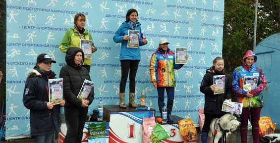 На Камчатке прошли соревнования по ездовому спорту