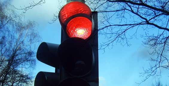 Водитель «Карины» проехал на красный свет и сбил 8-летнего велосипедиста