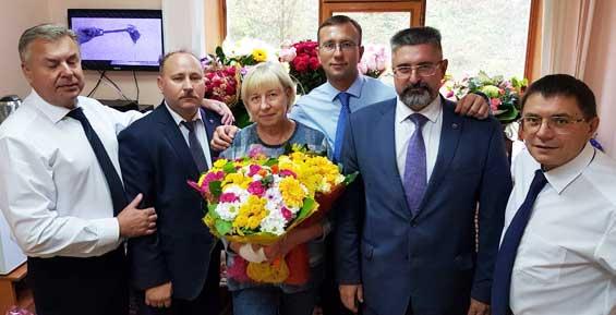 Глава минздрава Камчатки Татьяна Лемешко ушла на пенсию