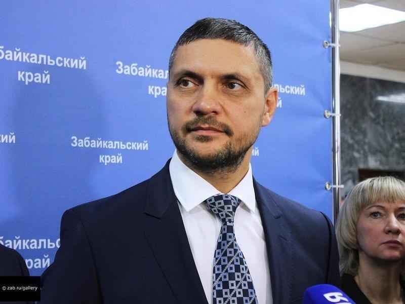 Правительство Забайкалья отправлено в отставку
