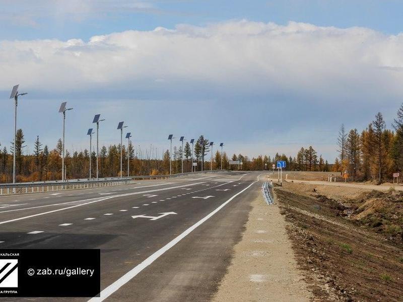 Осипов поручил Минтеру до декабря подготовить всю информацию о дорогах Забайкалья