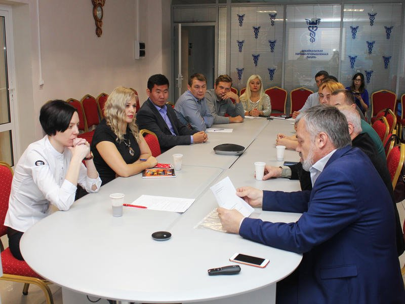 Законность начислений ТГК-14 обсудили на бизнес-завтраке в Союзе «Забайкальская ТПП»