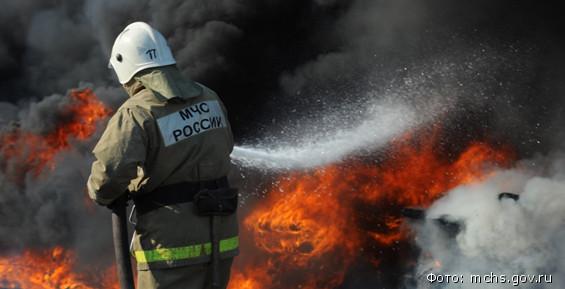 Воскресенье в Петропавловске-Камчатском началось с пожара