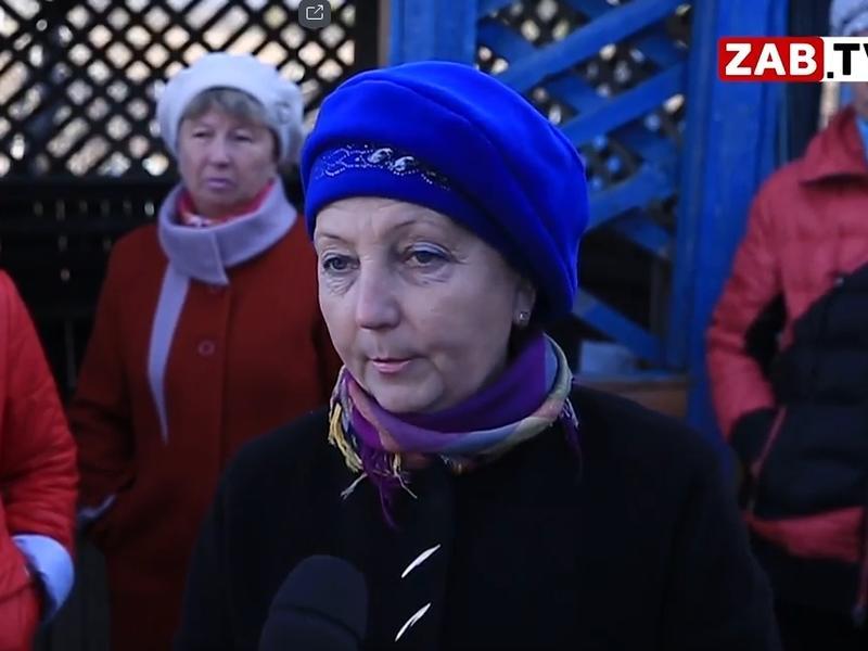 Спасти село Ильинка могут только генпрокуратура и президент - Заб.ТВ