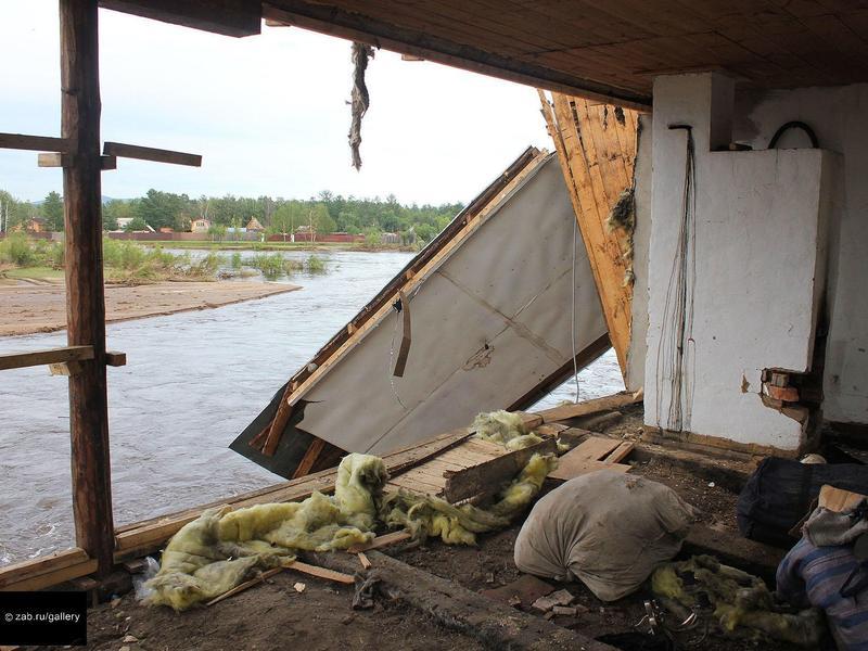 Пострадавшие от наводнения забайкальцы смогут получить квартиры в любом регионе России