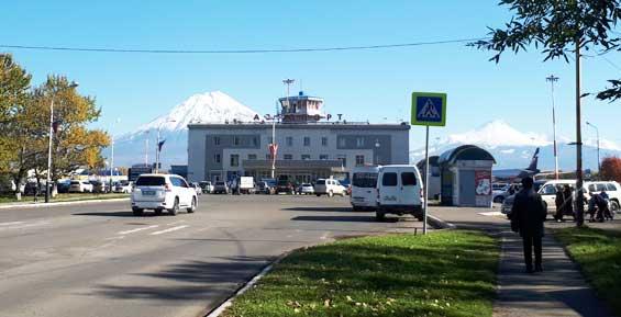 Камчатцам предложат выбрать имя для главного аэропорта края