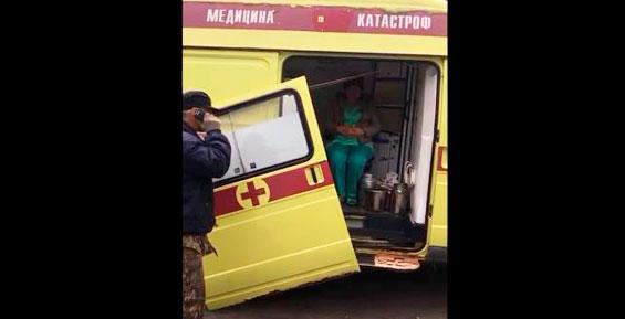 В минздраве Камчатки прокомментировали инцидент с отвалившейся дверью спецмашины