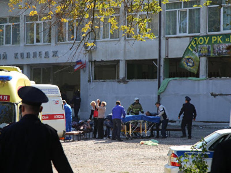 Генпрокуратура проверит все образовательные учреждения после стрельбы в Керченском техникуме
